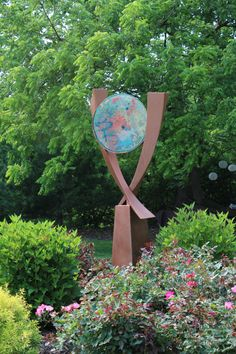 Free Standing Sculpture Metal by SuziSculptor on Etsy, $9700.00