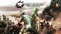 Hounds: The Last Hope – darmowa sztrzelanka MMOFPS