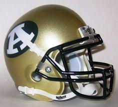 KY Louisville Male Bulldogs High School Mini Helmet Louisville