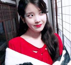 IU Through the Night MV Making Photo Gangnam Style, Talent Agency, Her Music, Korean Women, Debut Album, Little Sisters, Korean Singer, Love Her, Drama