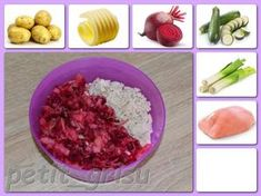 Brambůrky se zeleninou a krůtím masem (7-8m) Cabbage, Vegetables, Ethnic Recipes, Food, Essen, Cabbages, Vegetable Recipes, Meals, Yemek