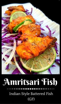 A simple recipe, with a short marinade time to bring out the flavors, makes this a great appetizer or main dish. (Note: the recipe calls for Ajwain (aka: Carom) you can find it at Whole Foods= $5 for 1/2 ounce. OR - substitute Thyme or Oregano.  All 3 have the same chemical Thymol that give it it's flavor and  aroma.  Thyme will be milder and Oregano even more so. WWE)