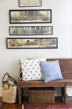 Country Living feature- the back story