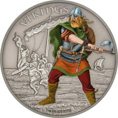 NIUE Warriors of History - Samurai 1 oz Silver 2016 Gold Bullion Bars, Silver Bullion, Architecture Tattoo, Art And Architecture, 2016 Warriors, Canadian Coins, Coin Design, Commemorative Coins, Proof Coins