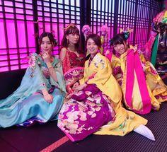 Jurina, Kojiharu, Yuko and Yuihan #AKB48 #SKE48
