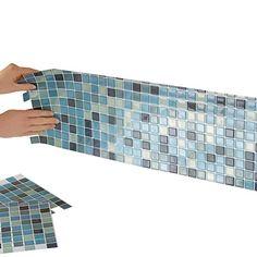 Mosaic Backsplash Tiles - Set of 6, Blue Multi Collection... https://smile.amazon.com/dp/B01BZQ9GWK/ref=cm_sw_r_pi_dp_x_KD0wybDT4TCW5