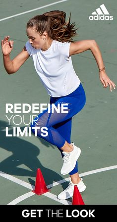 Every training session is a chance to redefine your limits. Embrace the challenge in these adidas warp knit tights designed to keep you cool and dry as you push yourself. They have a smooth seamless construction to reduce chafing and a heavy dose of elastane for unrestricted movement as you go all in. A medium-compression fit helps focus your muscles for action.