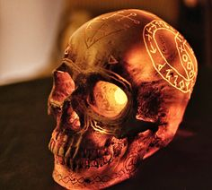 Bob the Skull from the book series The Dresden Files by Jim Butcher. He's a total letch.