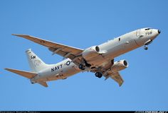 Boeing P-8A Poseidon (737-8FV) - USA - Navy | Aviation Photo #2740327 | Airliners.net