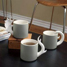 Perfect mugs.