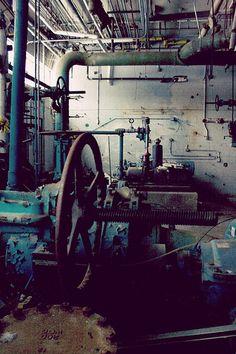 Abandoned Polaroid Factory
