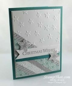 Be the Star & Ornamental Pine stamp sets