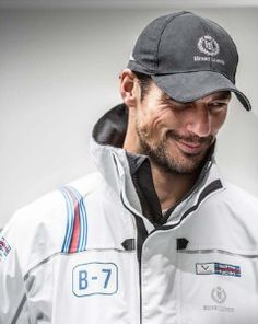 DAVID GANDY JOINS VECTOR MARTINI RACING'S iRACE PRO TEAM