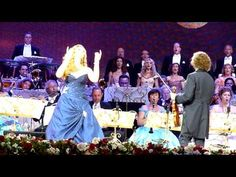 """Memorie"" by Mirusia Louwerse and André Rieu Live in Maastricht 2010 - YouTube"