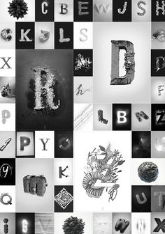 Amplifying The Typography Experience, P on Behance
