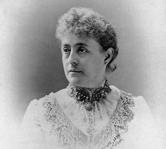 Caroline Harrison: Wife of President Benjamin Harrison, she was the first First Lady to put up a Christmas Tree in the White House in 1889