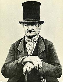Robert Morvinson, carrier and shoemaker of Stallingborough, Lincolnshire, 1775 - 1857