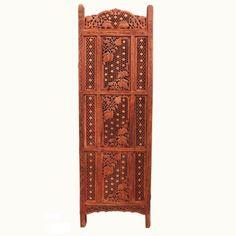 Raya Divider - Wooden Wonders - Events   http://www.tjori.com/open/events/week-03-04/wooden-wonders/