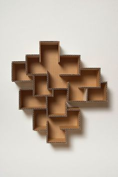 Richard Tuttle, via Amy Tavern's blog which is a lovely source of musings on memory, place, home and materials.
