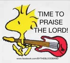 """149: 3 - 5  """"  Let them praise his name with dancing. Let them make music to him with tambourines and lyres,  because the Lord takes pleasure in his people."""""""