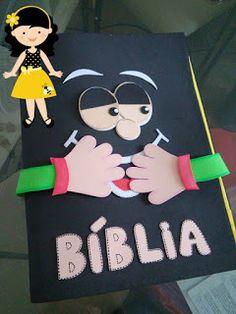 Blog da Criança!!!: Bíblia Porta Visuais de Eva