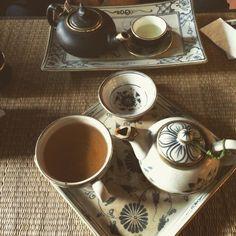 A cup of tea in Vietnam