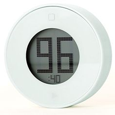 It works easily and consistently with loud bell pleasant alert sounds for 60 seconds, enabling you to clearly hear the signal whether you are in anywhere of your house. It's convenient to be able to start the time of your choice with a simple press of a soft panel button and another button serves to