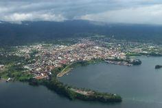 GUINEA ECUATORIAL (Africa Central) | V, 22 FEB 2013 - FOTOS EN GOOGLE,  DE MALABO, LUGAR DONDE SE DESARROLLA LA III CUMBRE AFRICA-SUDAMERICA 2013. (IPITIMES.COM® /FUENTE: GOOGLE).
