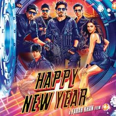 Happy New Year 2014 SRK Hindi film songs coming soon #srk #shahrukhkhan #farahkhan #happynewyearfilm #deepikapadukone