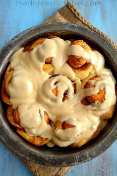 30 Mouth-Watering Cinnamon and Sweet Roll Recipes