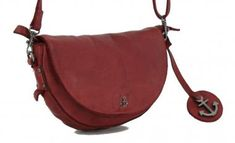 !!!Bauchtasche Twiti Red Schultergurt  Harbour 2nd Überschlag rot Rind, Saddle Bags, Fashion, Dark Red, Fanny Pack, Handbags, Leather, Nice Asses, Moda