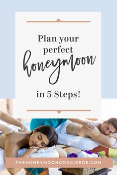 Plan Your Perfect Honeymoon - in 5 Steps! Read my 5 steps for planning - and enjoying - the honeymoon travel of your dreams. About: special honeymoon ideas, best honeymoon destinations, top honeymoon hotels, all inclusive honeymoon destinations.