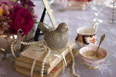 The Silver Tea Spoon A Vintage Affair Vintage Crockery, Vintage Tea, Affair, Tea Party, Stuff To Do, Silver, Blog, Website, Flowers