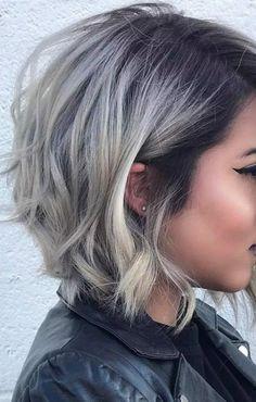 15 Easy Short Choppy Bob Haircuts 2018  ebb528fa8846
