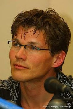 Morten Harket (former lead singer of a-ha)...all grown up