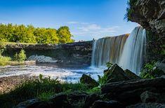Jägalan vesiputous, Tallinna Joko, Waterfall, Outdoor, Outdoors, Waterfalls, Outdoor Games, Rain