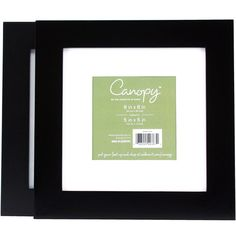 better homes and gardens flat gallery 8x8 matted picture frames set of 2