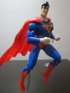 90's Superman Limited Edition Action Figure available for grabs. Hurry! until supply lasts...