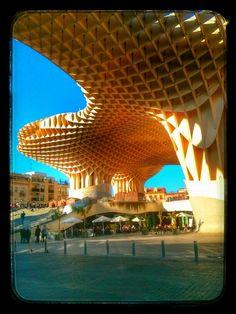 Las Setas. Sevilla Dic 2013