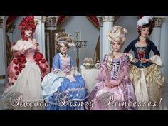 New Rococo Disney Princess video is up on my today! ✨ Click the link in my bio to watch now!⠀ I had so much fun with my… Rococo Dress, Baroque Dress, Real Disney Princesses, Disney Tangled, Disney Princess Cosplay, Disney Cosplay, Cinderella Gowns, Princess Videos, Princess Kitty