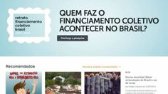 Reprodução site de crowdfunding Catarse