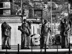 Angels in Berlin just waiting