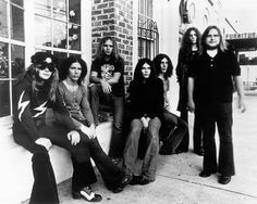 the original lynyrd skynyrd band<3 ...and this bird you cannot change.