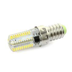 4W E14 LED Mais-Birnen T 80 SMD 3014 320-360 lm Warmes Weiß / Kühles Weiß AC 220-240 V 1 Stück - EUR € 2.93