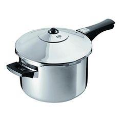 LOOK!  Kuhn Rikon Stainless Steel Pressure Cooker