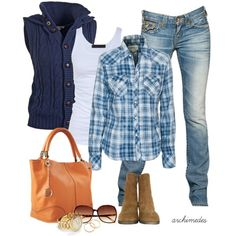 """Layer Up For Fall"" by archimedes16 on Polyvore"