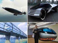 5 Kendaraan Masa Depan Yang Aman Dari Kecelakaan