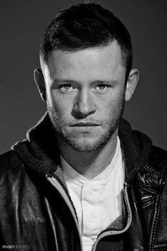Devon Murray (Seamus Finnigan, like from HP)