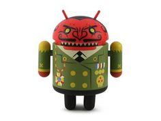 Dicktator Android Series 4 Designer Vinyl Mini Figure Kronk