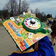 Struggling to figure out how to decorate a graduation cap? Get some inspiration from one of these clever DIY graduation cap ideas in These high school and college graduation cap decorations won't disappoint! Funny Graduation Caps, Graduation Cap Designs, Graduation Cap Decoration, Graduation Diy, High School Graduation, Funny Grad Cap Ideas, Decorated Graduation Caps, Graduation Quotes, Disney Graduation Cap